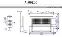 RioRand® LCD Module for Arduino 20 x 4, White on Blue