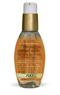 Moisture Restore Weightless Oil, Smooth Hydration Argan Oil