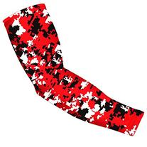 NEW! Moisture Wicking Compression Arm Sleeve