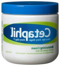 Cetaphil Moisturizing Cream for Dry/Sensitive Skin,