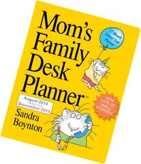 Mom's Family 2015 Desk Planner