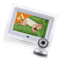 """Best Video Baby Monitor -7"""" screen across and total unit is"""