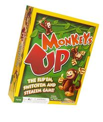 Monkeys Up - Educational Family Game - Fun for Kids and