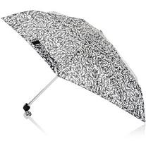 Accessorize Monochrome Printed Tiny Umbrella