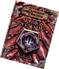Monster Compendium: Monsters of Faerun