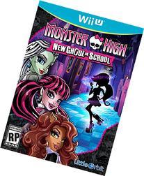 Monster High New Ghoul in School - Wii U
