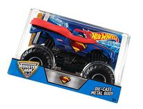 Hot Wheels Monster Jam 1:24 Scale Man of Steel Vehicle