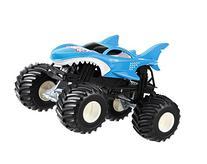 Monster Jam Shark Die-Cast Vehicle, 1:24 Scale