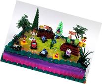 BLAZE and the Monster Machines 22 Piece CAKE Topper Set