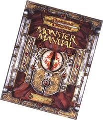 Monster Manual: Core Rulebook III  v. 3.5