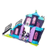 Monster High School Fang Out Building Set 337 Pieces