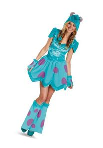 Monsters University Sassy Sulley Costume Dress Adult  sc 1 st  Searchub.com & Monster University Costume | Searchub