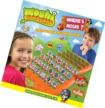 Moshi Monsters Where Is Moshi Board Game