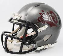 Montana Grizzlies Riddell Speed Mini Football Helmet