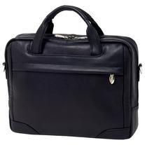 McKleinUSA MONTCLARE 15495 Black Leather Netbook Laptop