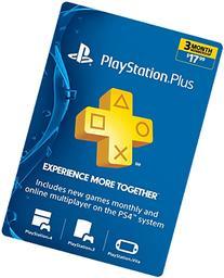 3-Month Playstation Plus Membership  - PS3/ PS4/ PS Vita