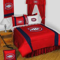 NHL Montreal Canadiens - 5 Piece Bedding Set - Sports -