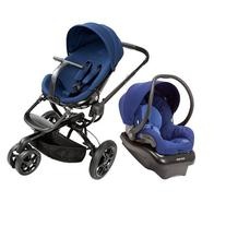 Quinny Moodd Travel System, Blue Reliance