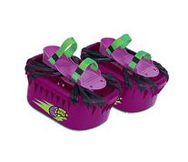 Big Time Toys Moon Shoes Mini Trampolines For your Feet, 1, one size, colors may vary