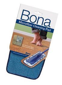 Microfiber Mop Pad, Flat, Loop