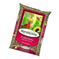 Morning Song Cardinal Wild Bird Food Size: 5 Pound