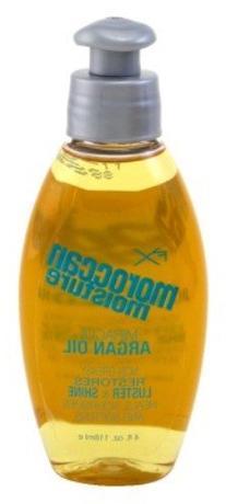 OGX Argan Oil, FX Moisture Miracle, 4 Ounce