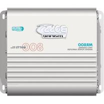 2-Channel Mosfet Bridgeable Marine Power Amplifier with