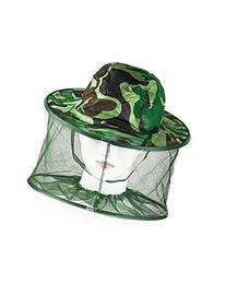 Sanwood Mosquito Bee Resistance Net Mesh Head Face Protector