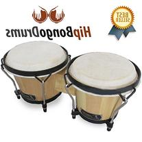 Bongo Drum Set for Adults Kids Beginners Professionals  - 2
