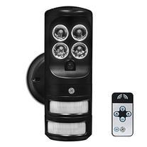 GE Motion-Tracking LED Security Spotlight Smart Track