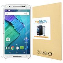 Moto X Pure Edition Screen Protector, PLESON Motorola Moto X