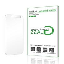 amFilm Moto E 2nd Gen Tempered Glass Screen Protector for