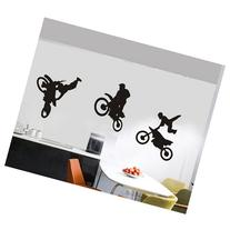 Motocross Wall Decals Motocross Graphic Extreme Sport