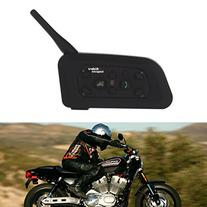 Excelvan Motorcycle Bluetooth Headset / Intercom with