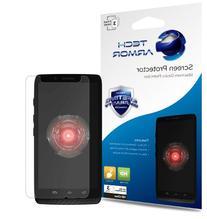 Droid MAXX Screen Protector, Tech Armor High Definition HD-