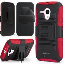 i-Blason Motorola Moto X Prime Series Dual Layer Holster
