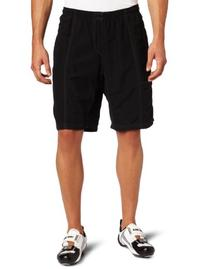Canari Cyclewear Men's Mountain Canyon Gel Baggy Padded
