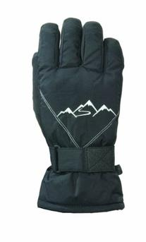 Seirus Innovation Women's Mountain Challenger Glove,Black/