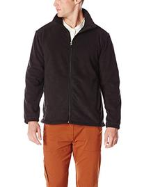 White Sierra Men's Mountain II Jacket, Black, Large