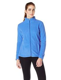 White Sierra Women's Mountain Jacket, Large, Blue Ice