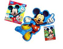 "Mickey Mouse Large 24""x36"" Puzzle with 46 Quality Pieces +"