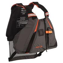 ONYX MoveVent Dynamic Paddle Sports Life Vest, Orange, X-