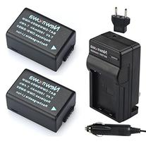 Newmowa DMW-BMB9 Battery  and Charger kit for Panasonic