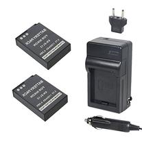 Newmowa EN-EL12 Battery  and Charger kit for Nikon EN-EL12