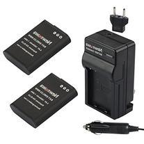 Newmowa® EN-EL23 Battery  and Charger kit for Nikon EN-EL23