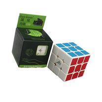 CuberSpeed Moyu Guoguan Yuexiao 3x3 white magic cube 3x3x3