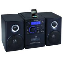 Supersonic MP3/CD Player with iPod Docking, USB/SD/AUX