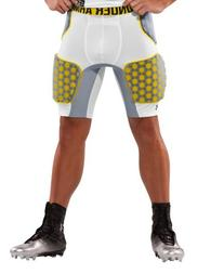 Men's MPZ174; 5-Pad 3D Armour174; Girdle