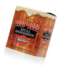Mr. Beer Mr. Root Beer Home Brewing Root Beer Refill Kit