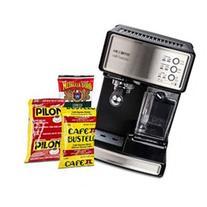 Mr. Coffee BVMC-ECMP1000-CS30 Cafe Barista Espresso Maker